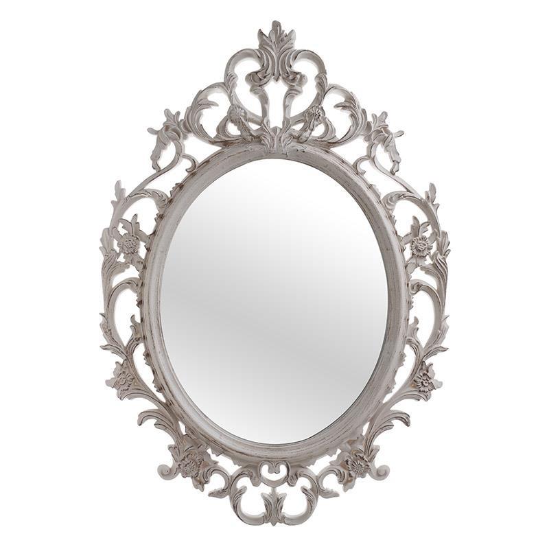 Стенно огледало с орнаменти