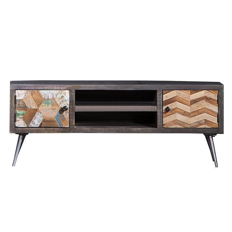 ТВ шкаф с оригинален дизайн