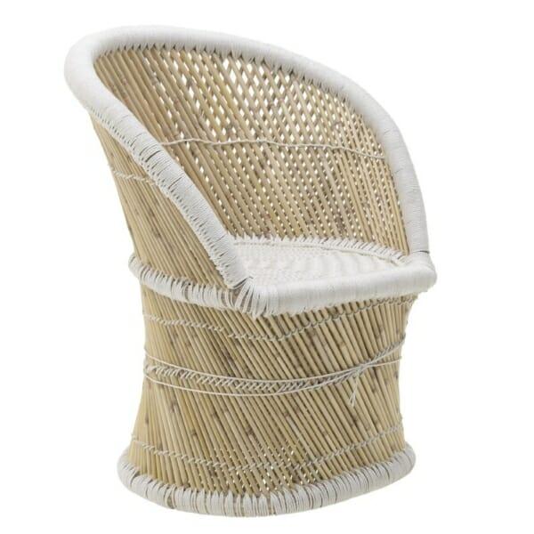 Бамбуково кресло