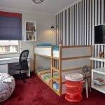 Цветна детска стая