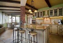 Кухня в стил Прованс
