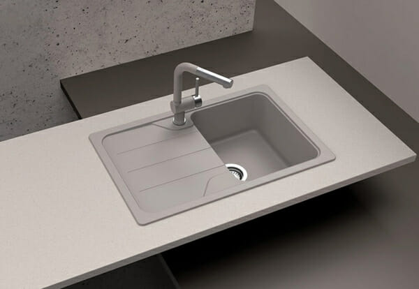 Монтирана мивка Schock Formhaus D100S