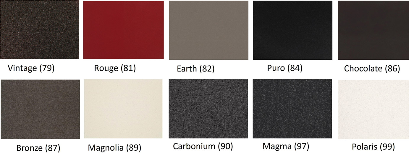 Налични цветове на смесител за кухня SCHOCK SC 50 PULL_OUT CRISTADUR