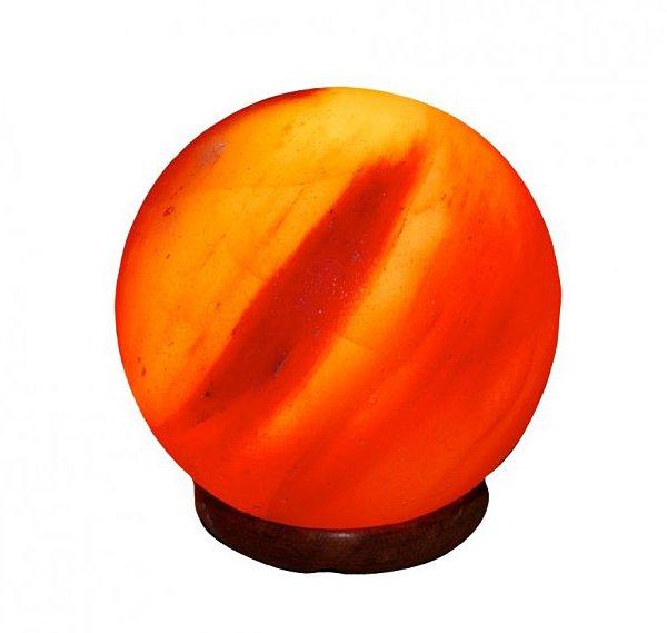 Солна лампа във формата на сфера