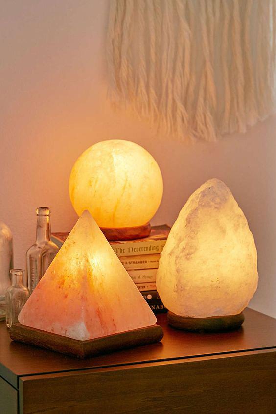 Солни лампи