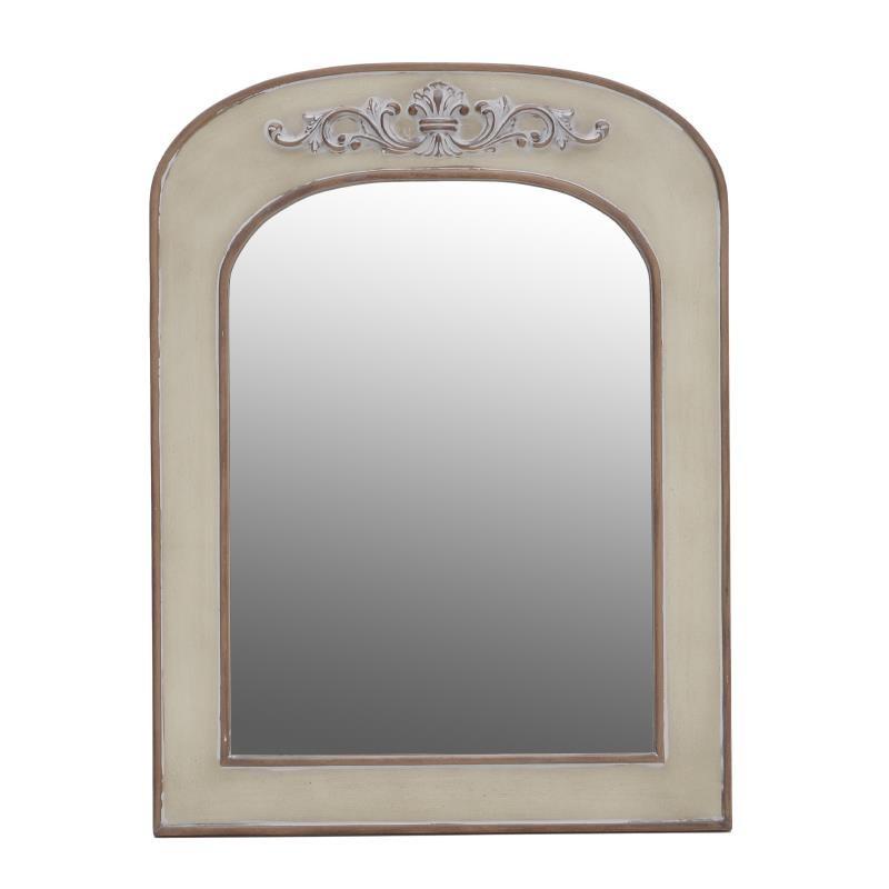 Стенно огледало в ретро стил