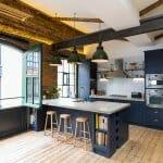 Кухня в индустриален стил