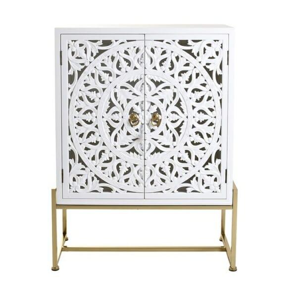 Луксозен дървен шкаф - отпред