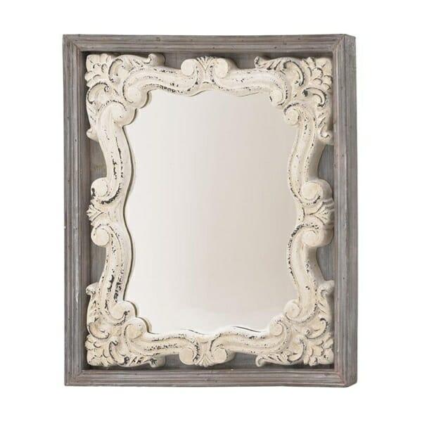 Огледало за стена с уникална рамка
