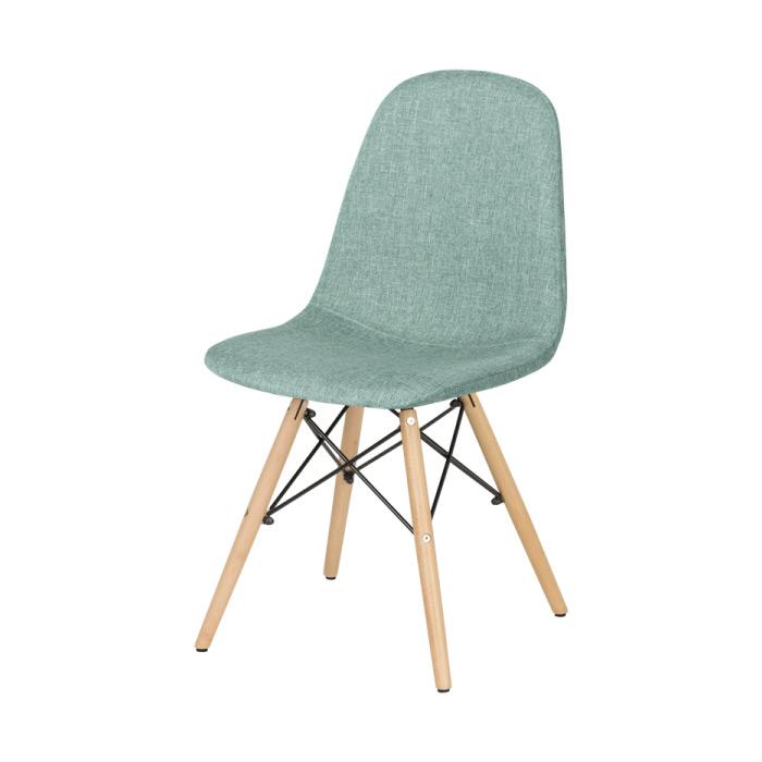 Трапезен стол Scandi 003 в цвят Резеда