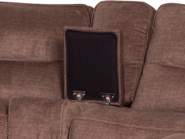 Ъглов диван - бар функция