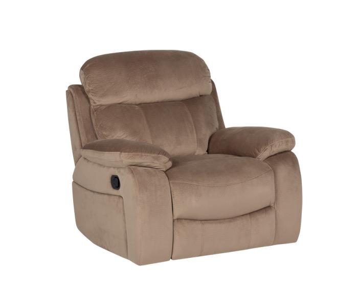 Бежов фотьойл с релакс механизъм Селена