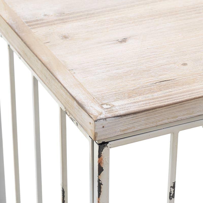 Конзолна маса за антре серия Vintage - отблизо