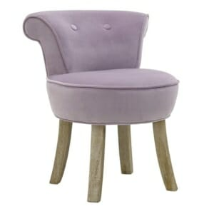 Мек текстилен стол в 6 цвята