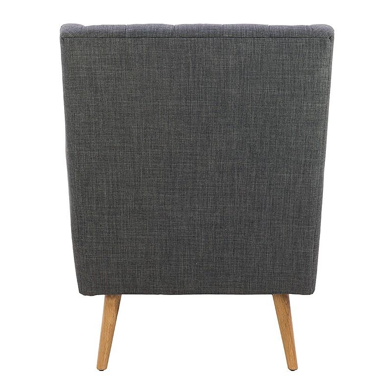 Модерно и стилно кресло - отзад