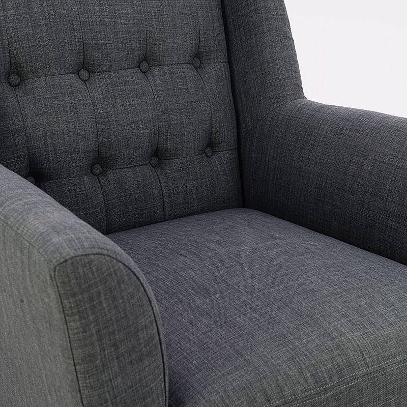 Модерно и стилно кресло - отблизо