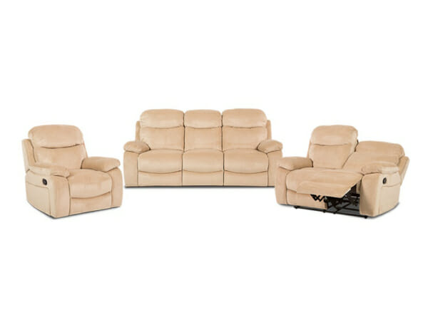 Холна гарнитура Селена - фотьойл, двоен и троен диван