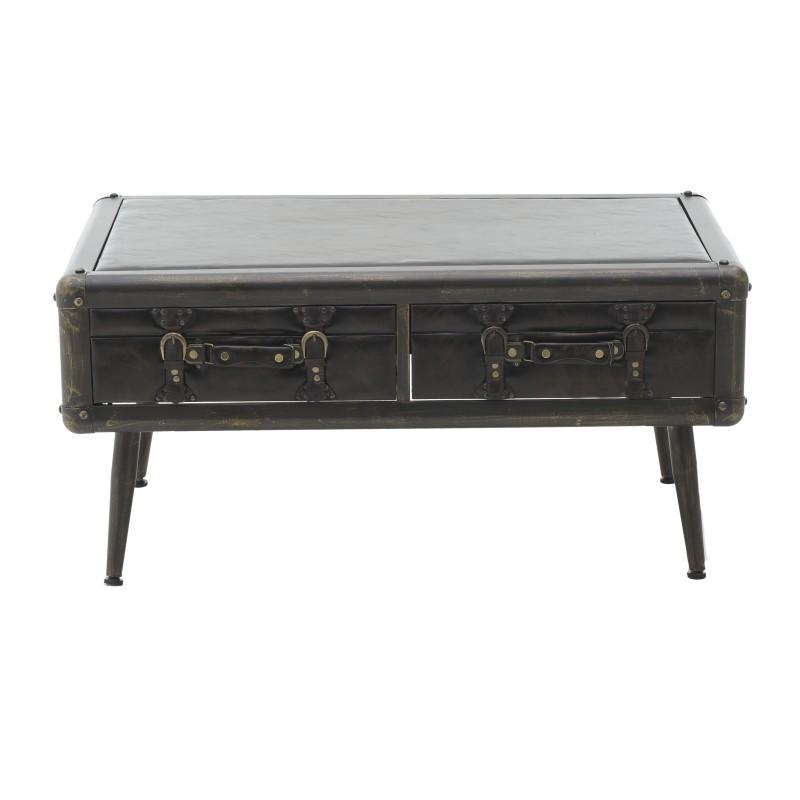 Холна маса-куфар, с 2 чекмеджета