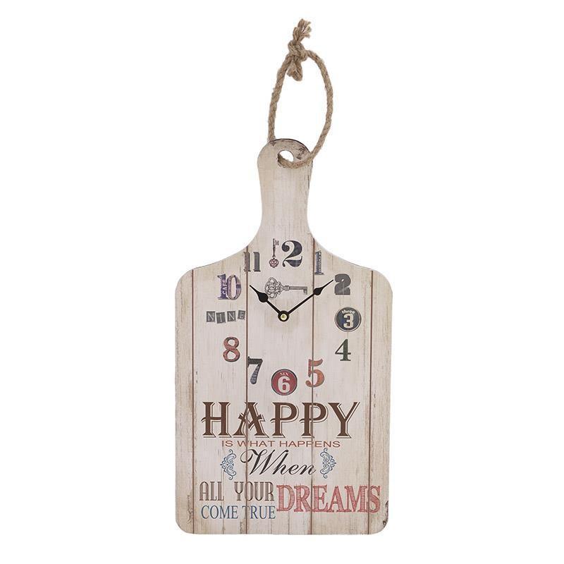 Часовник за кухня като домакинска дъска
