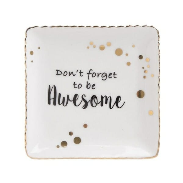 Керамична чинийка за пръстени