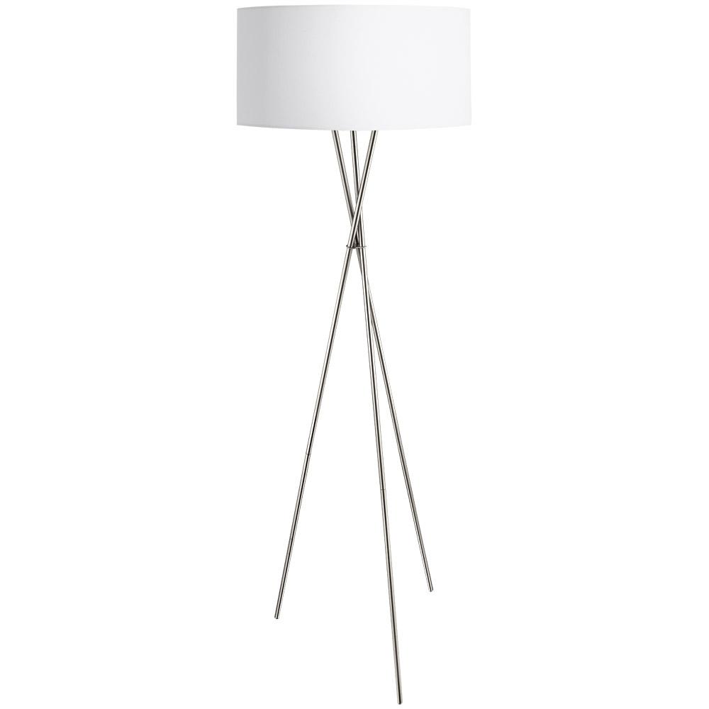 Модерен бял лампион серия Fondachelli