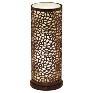 Настолна лампа от метал и стъкло серия Almera