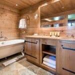Баня с вана