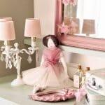 Розови акценти в детската