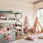 Детска стая в нежни цветове