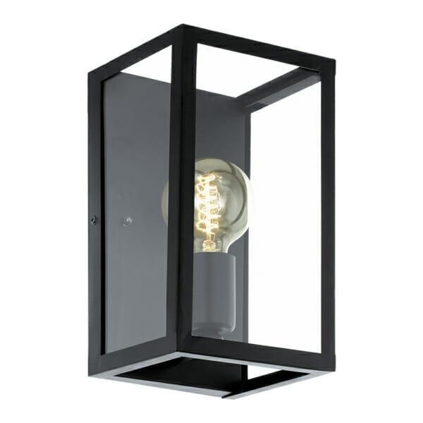 Аплик във формата на стъклена кутия серия Charterhouse