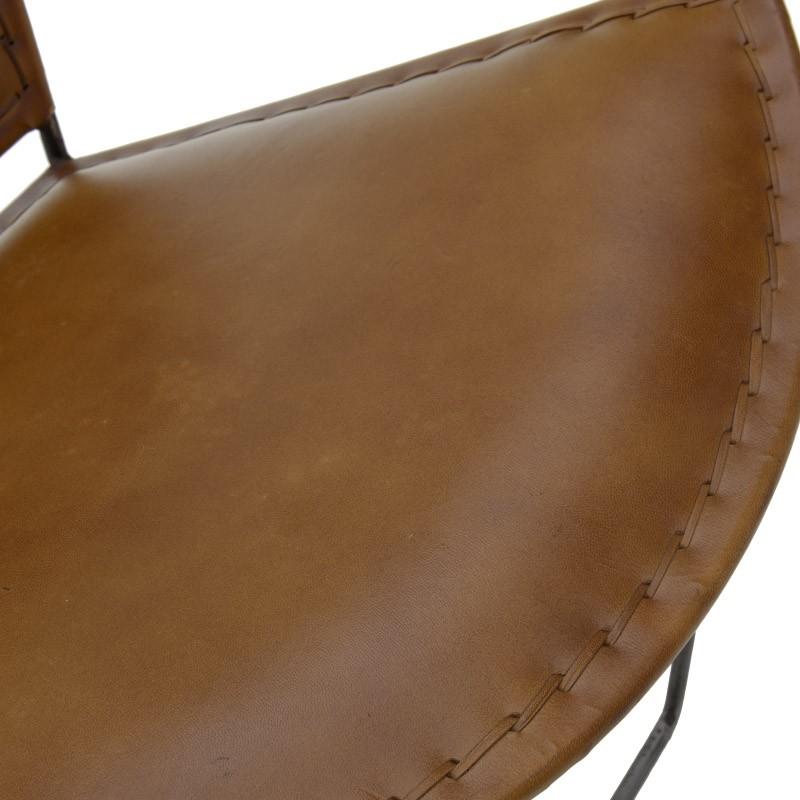 Кожен стол - седалка