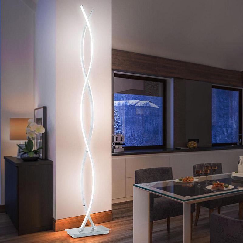 Минималистичен лампион с LED серия Lasana-интериор