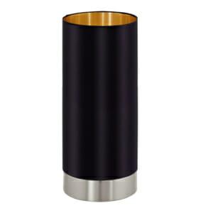 Настолна лампа във формата на цилиндър серия Maserlo