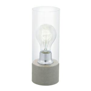 Настолна лампа във формата на цилиндър серия Torvisco 1