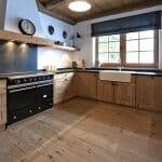 Кухня от дърво