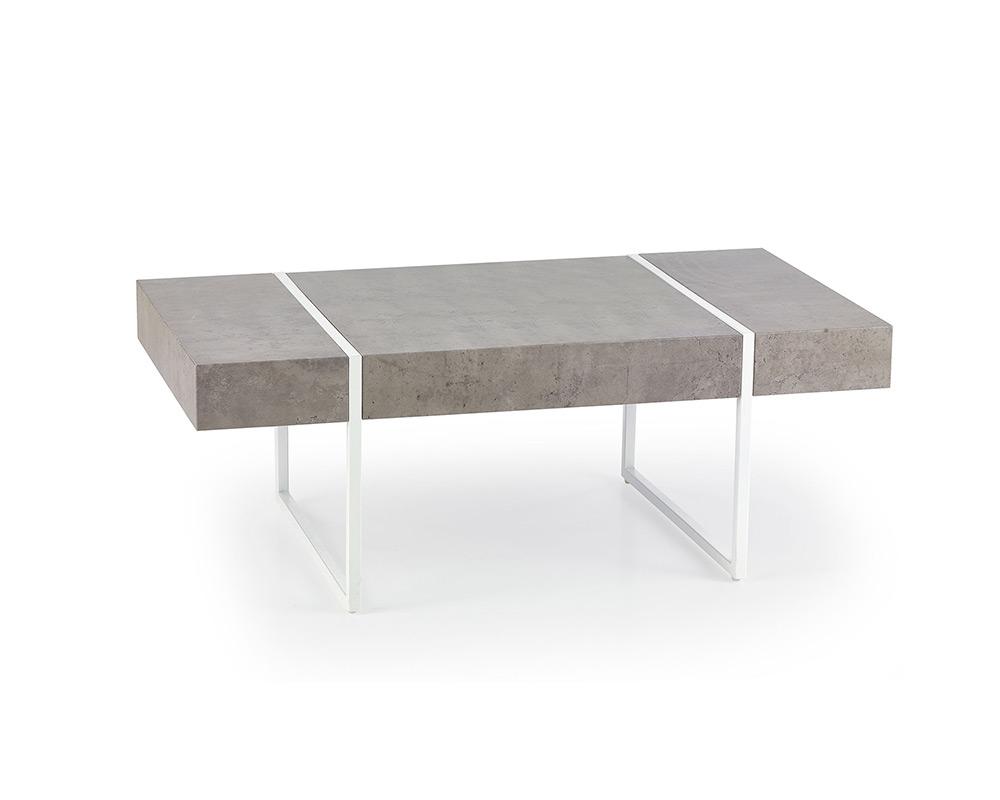 Холна маса като бетонна плоча