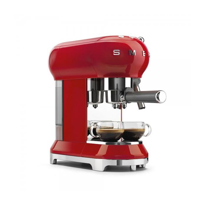 Червена кафемашина