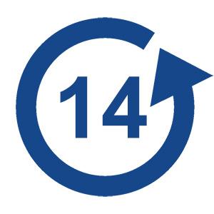 14 дни право на връщане