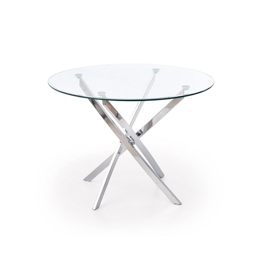 Кръгла маса Кристал