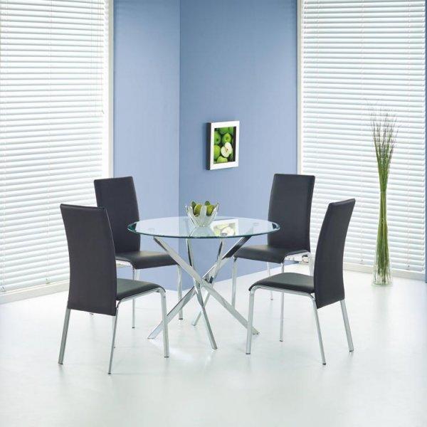 Кръгла маса Кристал - с 4 стола