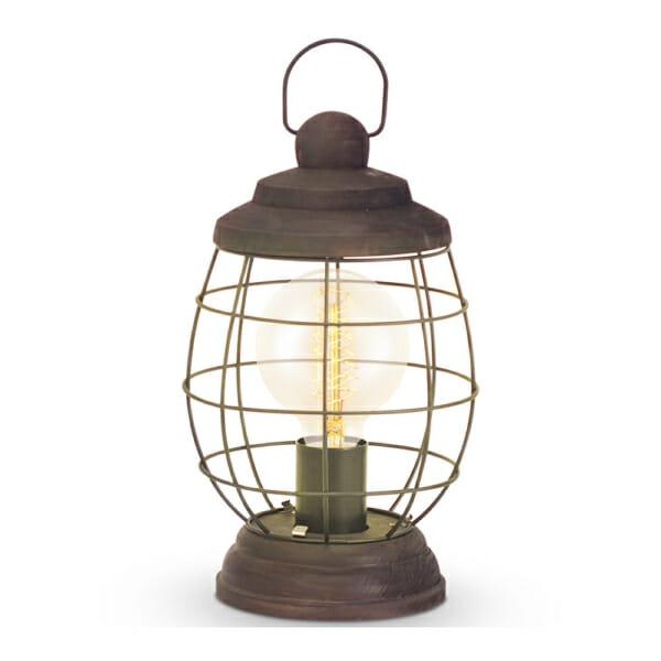 Настолна лампа с индустриален дизайн серия Bampton