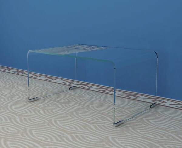 Прозрачна холна маса