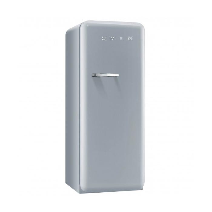 Сив хладилник Smeg в ретро стил от 50те