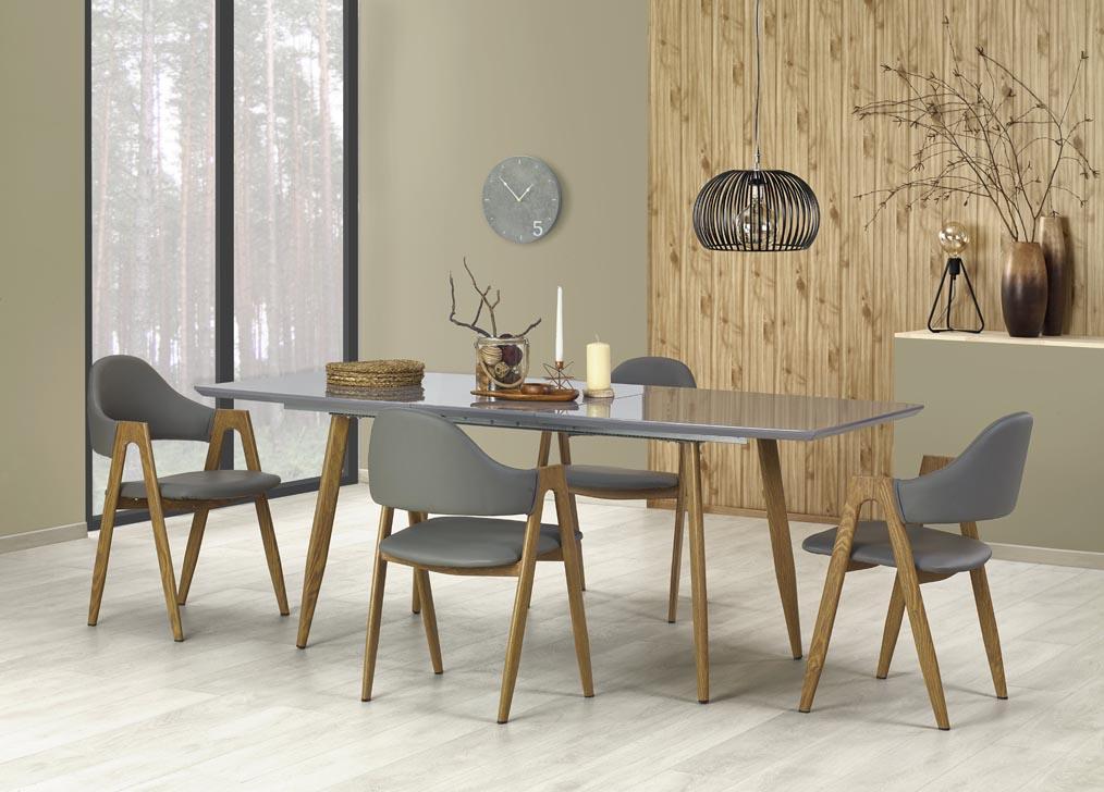 Разтегателна маса Риана - с 4 стола