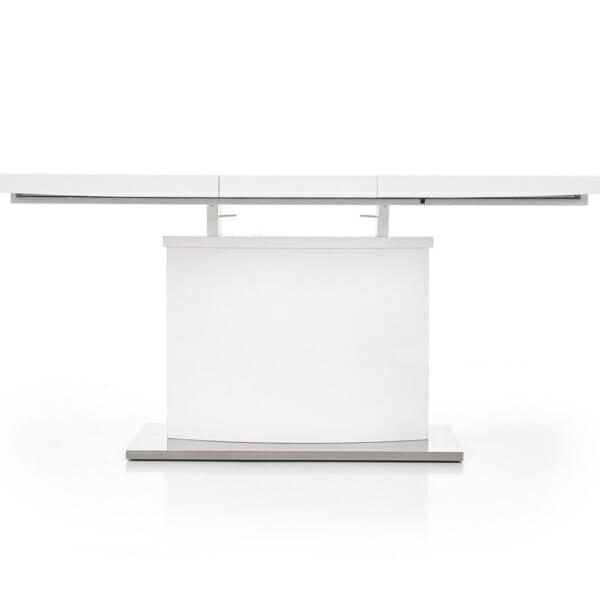 Красива бяла маса Софи - разтегната отпред