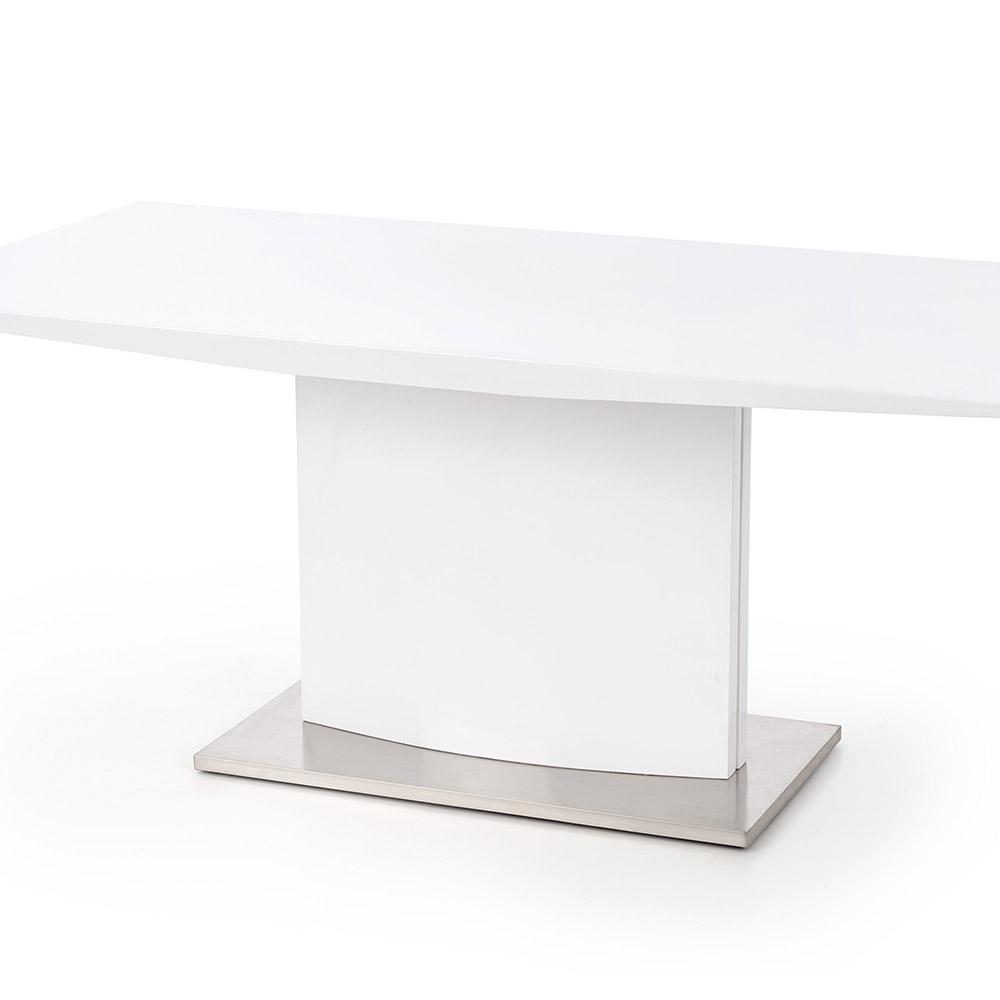 Бяла маса Грация - отгоре