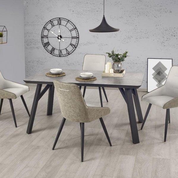 Правоъгълна маса Хит - със столове