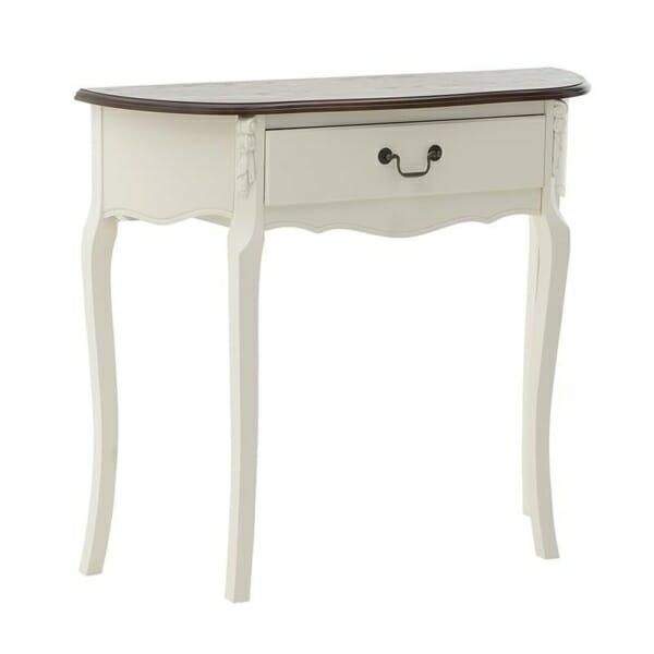 Конзолна маса в класически стил