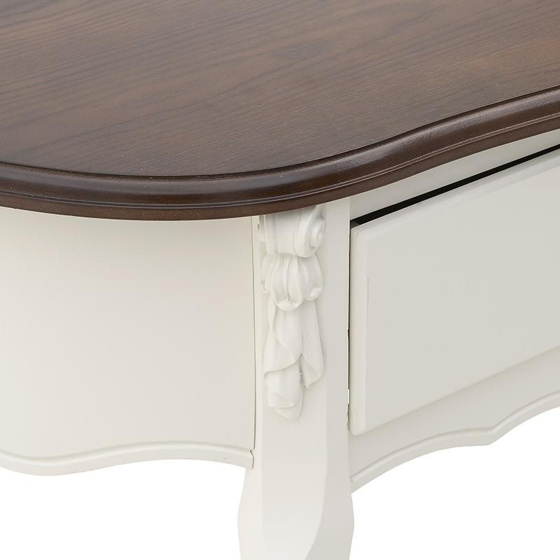 Конзолна маса в класически стил - отблизо