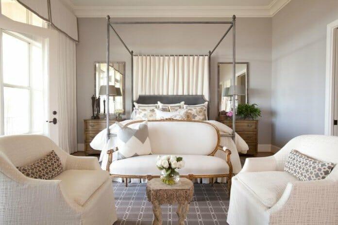 Красива луксозна спалня
